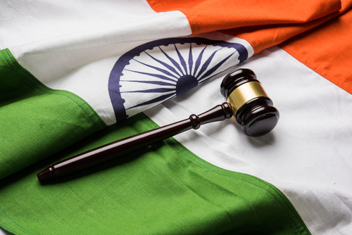 India law trademark system
