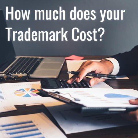 How much does your trademark cost?